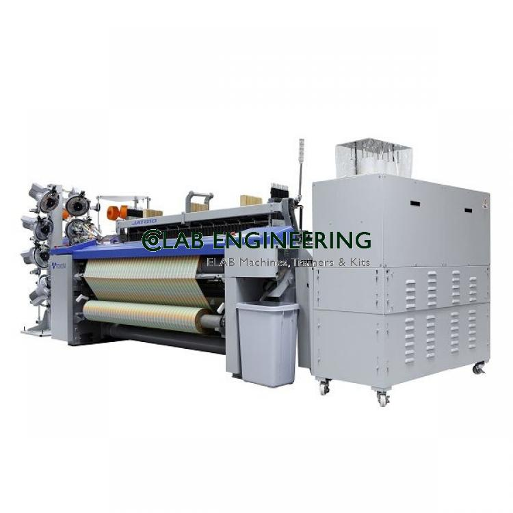 Spinning Machinery - Textile Engineering Lab