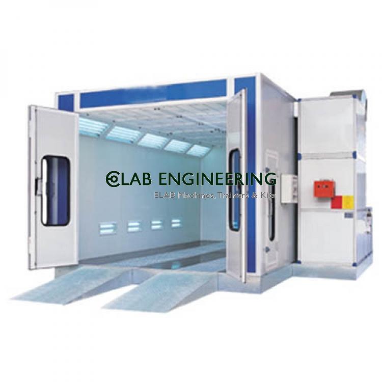 Spray Booth System