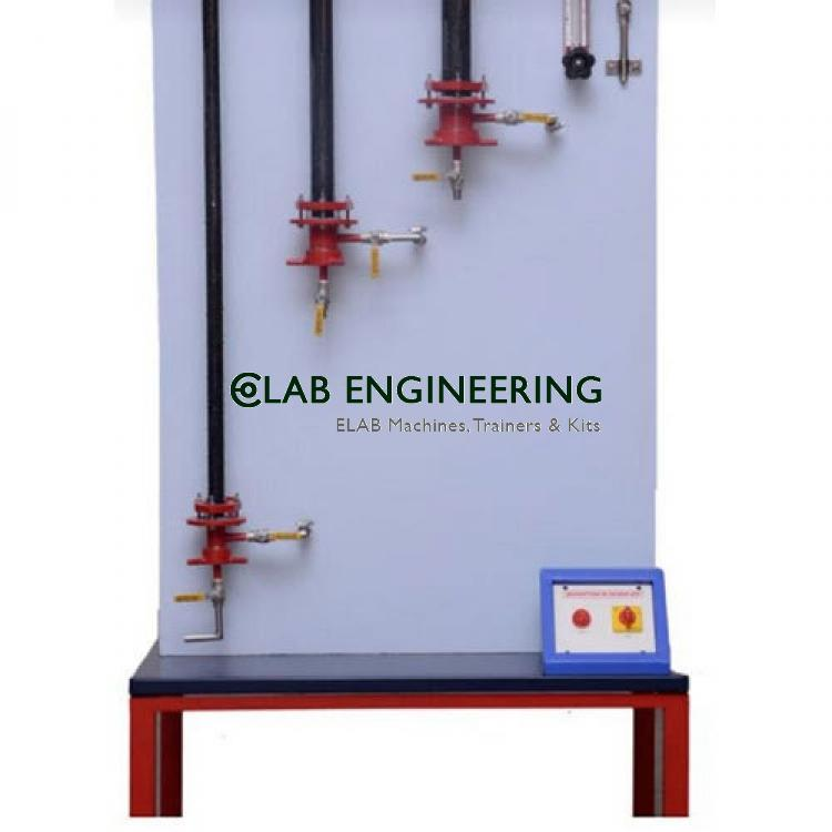 Stainless Steel Adsorption in Packed Bed Apparatus