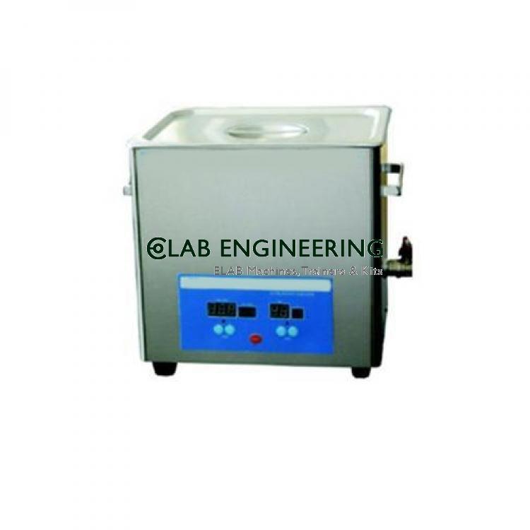 Stainless Steel Ultrasonic Cleaner
