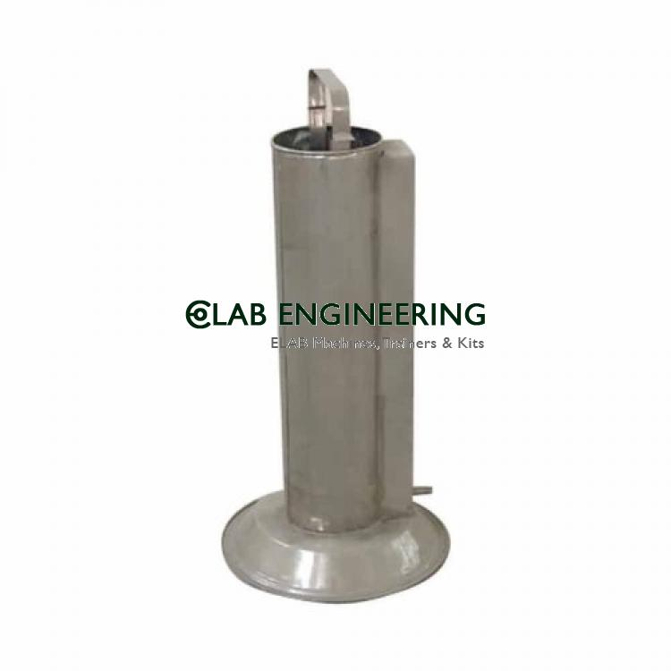 Stainless steel Round Pipette Washer
