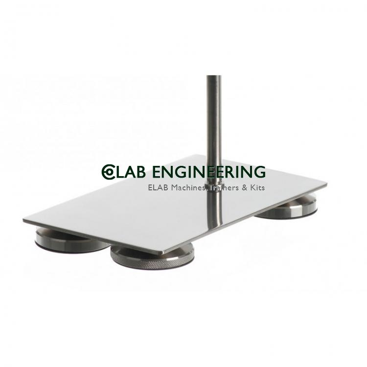 Stand bases 18/10 Stainless Steel