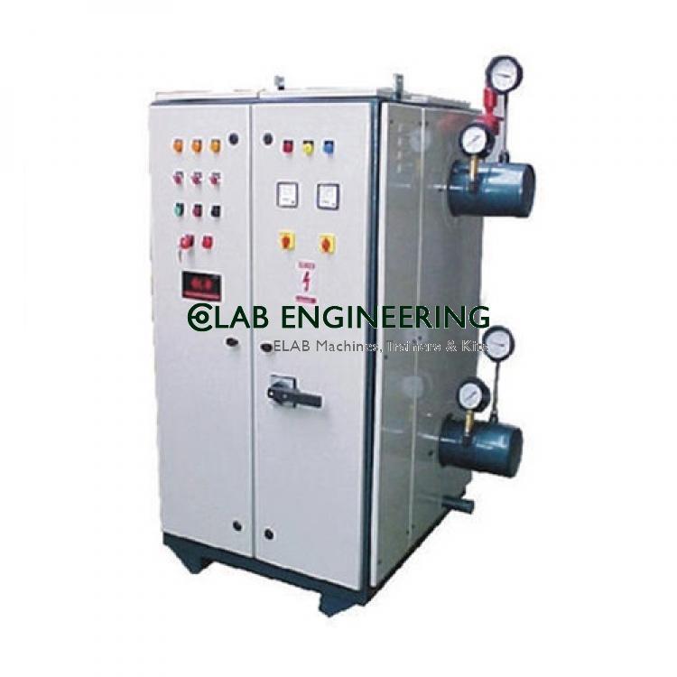 Steam Boiler Safety & Control