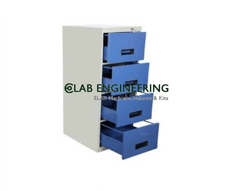 Steel Cabinet (4 Boards)