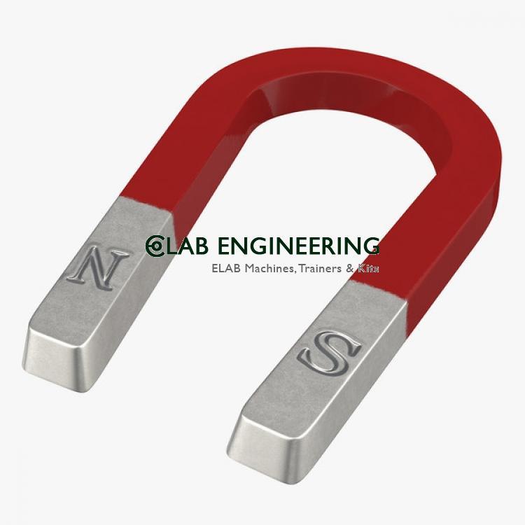 Steel Horseshoe Magnet