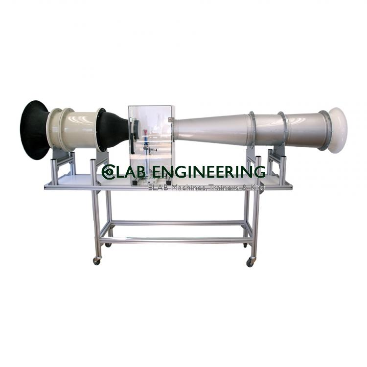 Subsonic Wind Tunnel Wind Tunnel Trainer