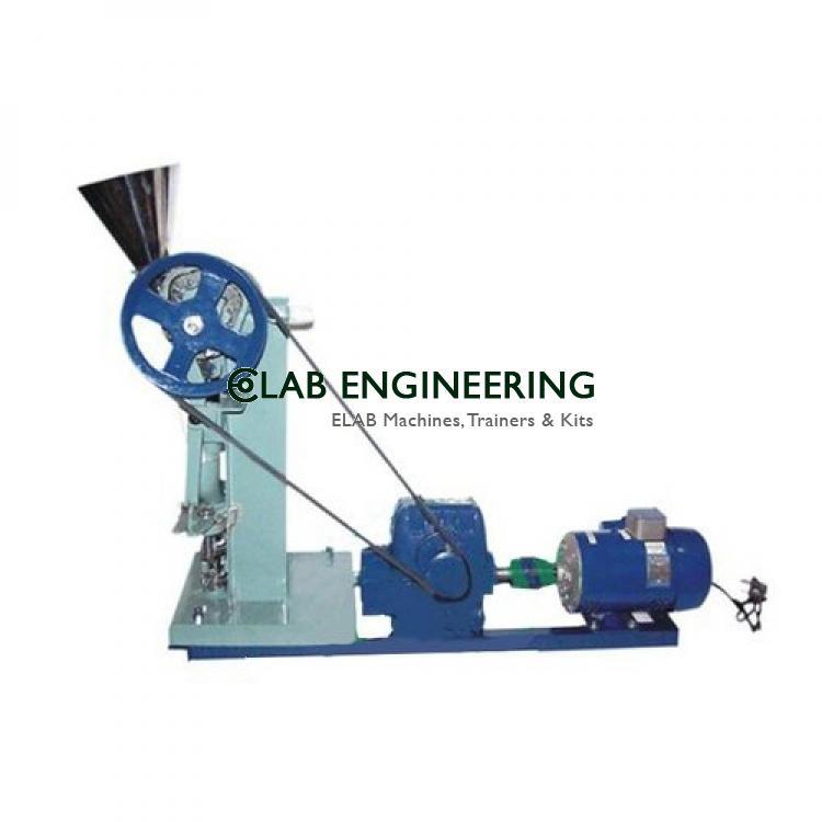Tablet Making Machine Motorised