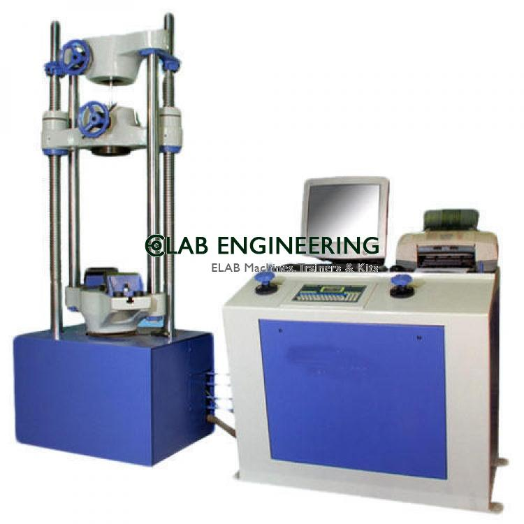 Universal Testing Machine Computerised