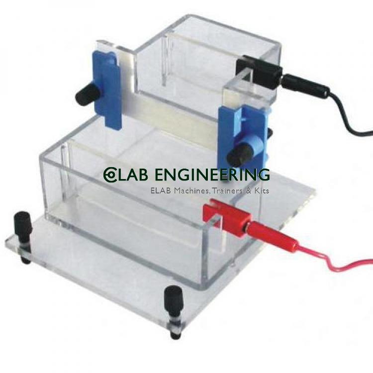 Vertical Electrophoresis System - Mini