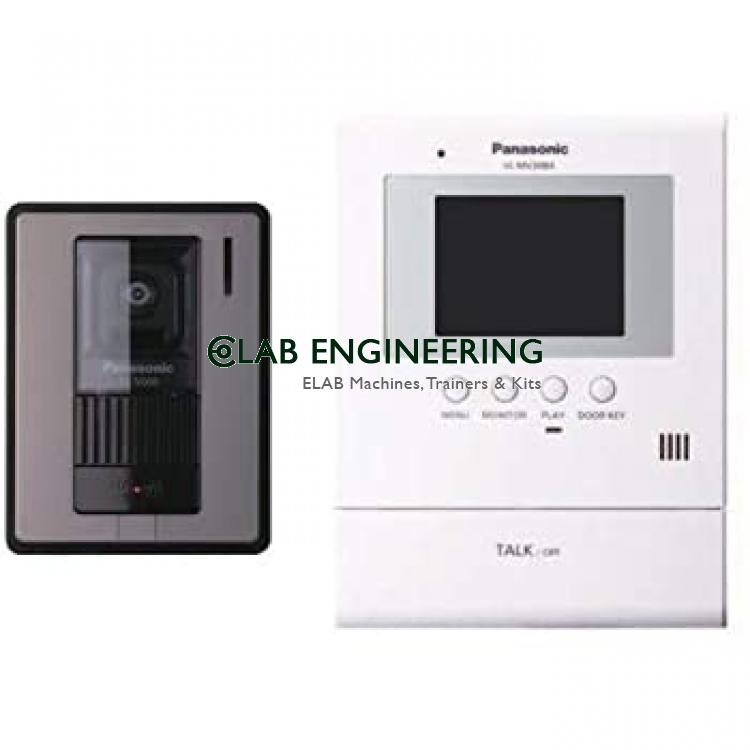 Visual Intercom and Indoor Security System