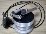 Hydraulic Brake Unit (two master cylinder and with four brake drums):