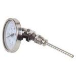 Wall Thermometer Bimetallic