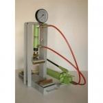 ydraulic Concrete Beam Testing Apparatus, 80 kN