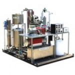 Compact Steam Power Plant, 200 kg/ hr boiler.