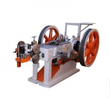 Double Stroke Heading Machine