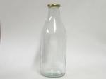 Metallic One Litre Bottle