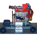 Motor Car Engine Petrol