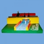 Model of Canal Regulator