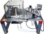 Computer Controlled Experimental Reaction Turbine