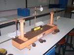 Deflection of Beam Apparatus