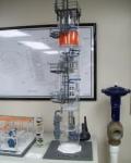 Acrylic Distillation Tower