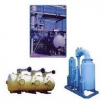 Steam Jet Refrigeration System