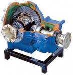 Cutaway Model Mitre Gear