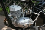 4 Stroke 1 Cylinder Motorcycle Engine