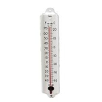 Wall Thermometer Metal