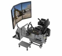 Excavator VR Simulator