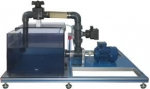 Computer Controlled Axial Pump Bench