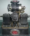 Air or Steam Pressure Turbine