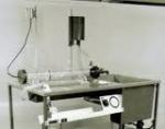 Osborne Reynolds' Apparatus