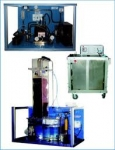 Cooling Plant with Ice Store