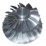 Different Impellers Of Pumps And Turbine