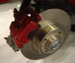 Hydraulic Brake Unit (two break drums):