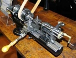 Screw Cutting Lathe Model