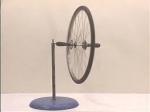 Bicycle Wheel Gyroscope