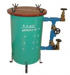 Model of Repid Sand Filter