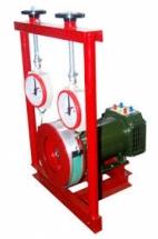 3 Phase AC Machine With Loading Arrangement