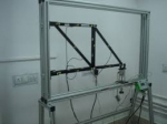 Experimental Set Forces in a Truss