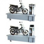 Motor Cycle Dynamometer, Water Brake Absorber