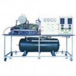 Two Stage Air Compressor Test Set, Air-Water Cooled