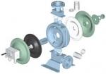 Round Diaphragm Apparatus