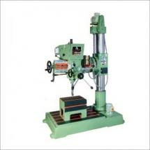 38 MM Radial Drill
