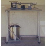 Specific Gravity and Absorption Of Coarse Aggregate Test Set,