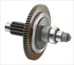 Conical Friction Clutch Property