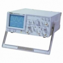 25Mhz Dual Trace Analog Oscilloscope