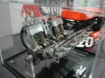 2 Stroke 1 Cylinder Motorcycle Engine