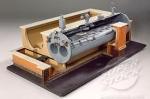 Model Of Lancashire Boiler